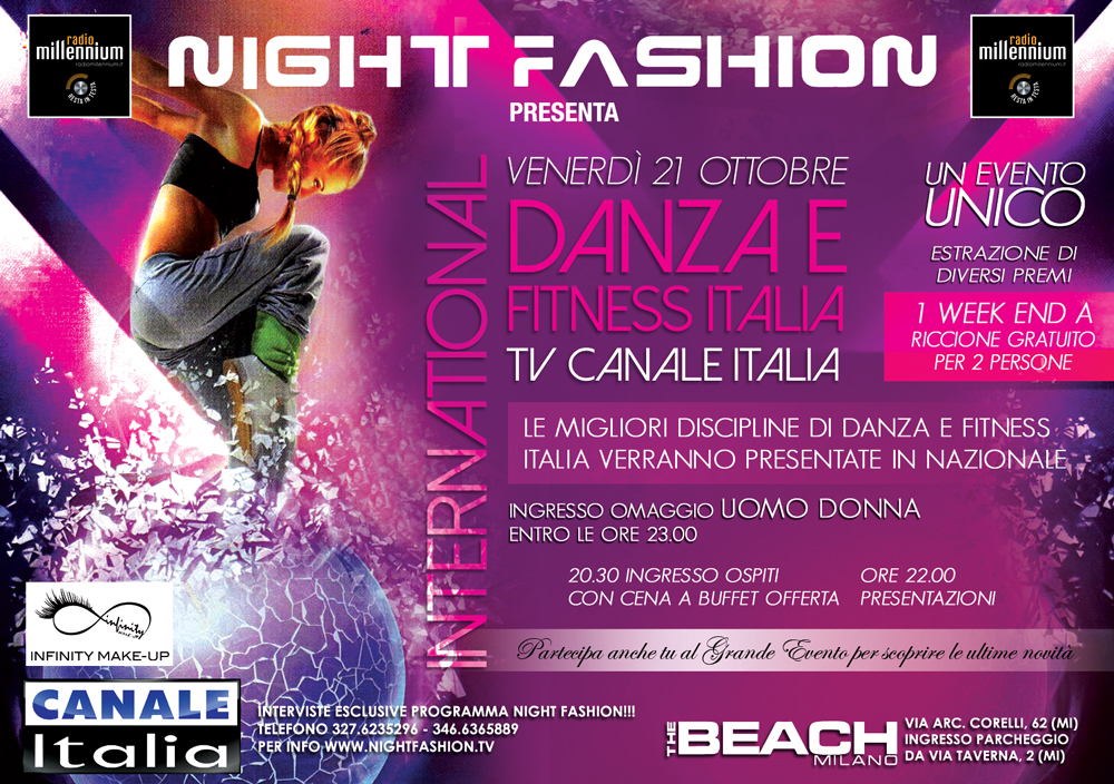 Night Fashion Show & Total Perfect Body
